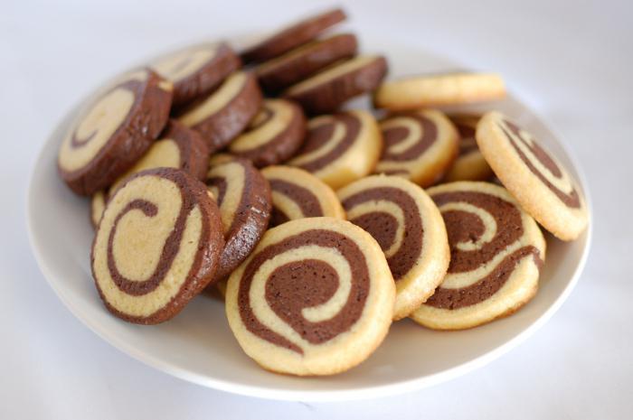 как сделать колбасу из печенья