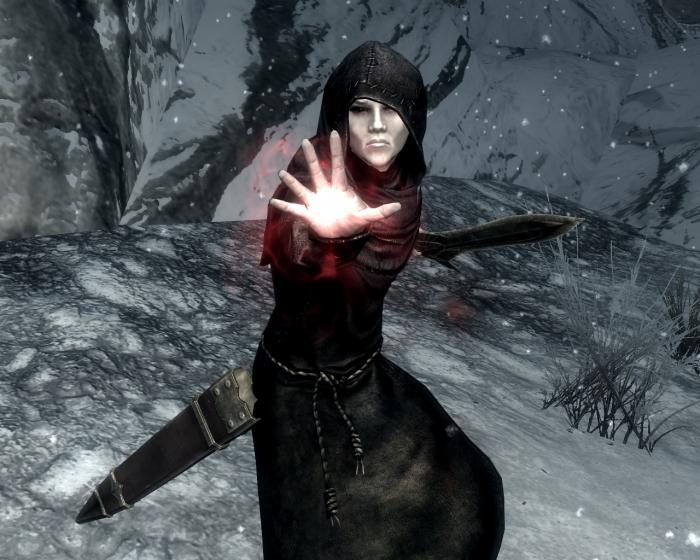 скайрим как излечиться от вампиризма второй раз