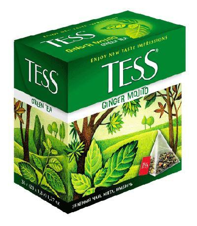 разные марки чая