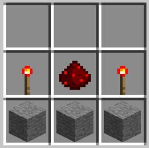 Как сделать повторитель в майнкрафт 1.8 - Minecraft