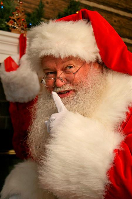 Дед мороз берет подарки 100 к 1 61