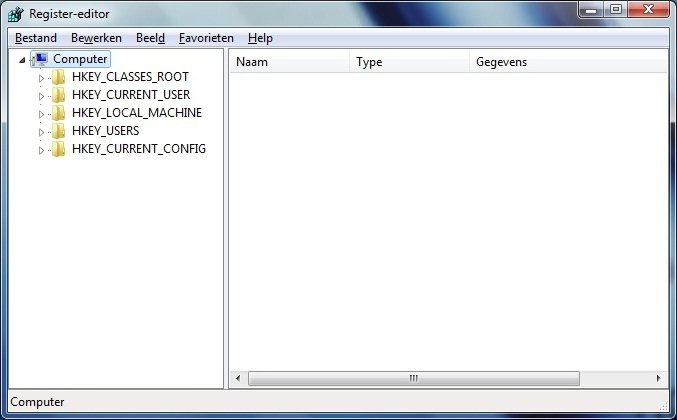 как чистить реестр в windows 7 вручную