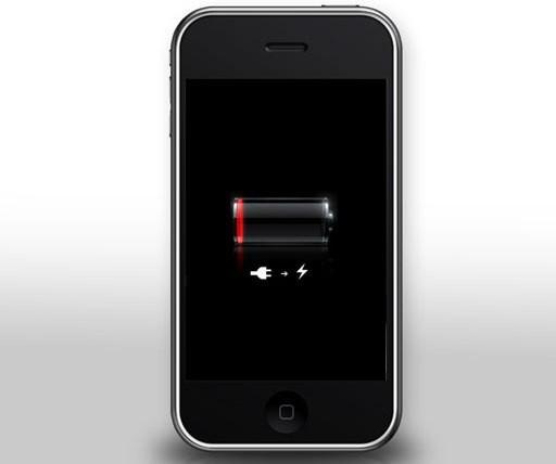 Отключился айфон и не включается