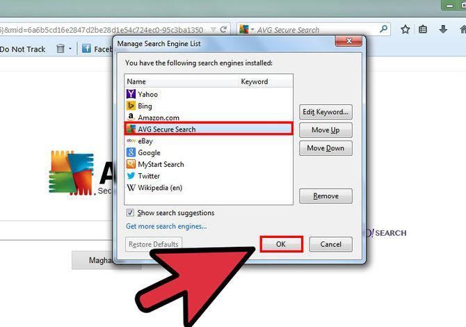 Avg security toolbar что это за программа