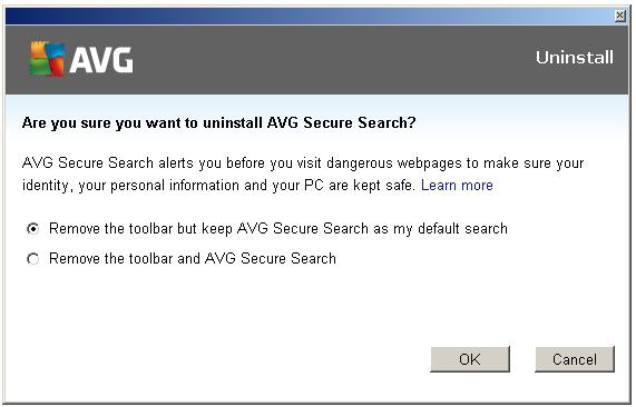 Avg Security Toolbar что это за программа - фото 6