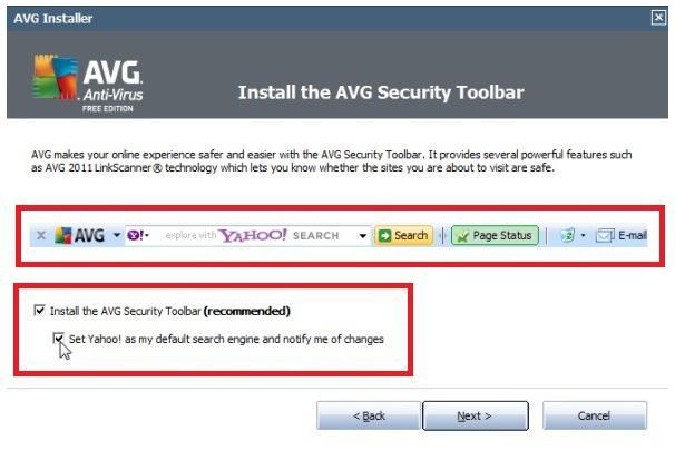 Avg Security Toolbar что это за программа - фото 3