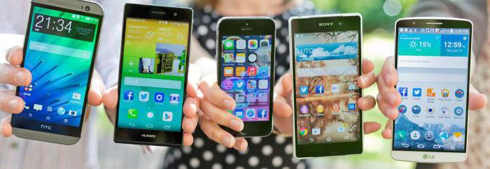 самые лучшие смартфоны