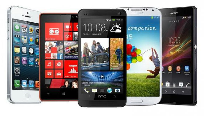 смартфоны какой фирмы лучше отзывы