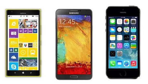 смартфон какой фирмы лучше
