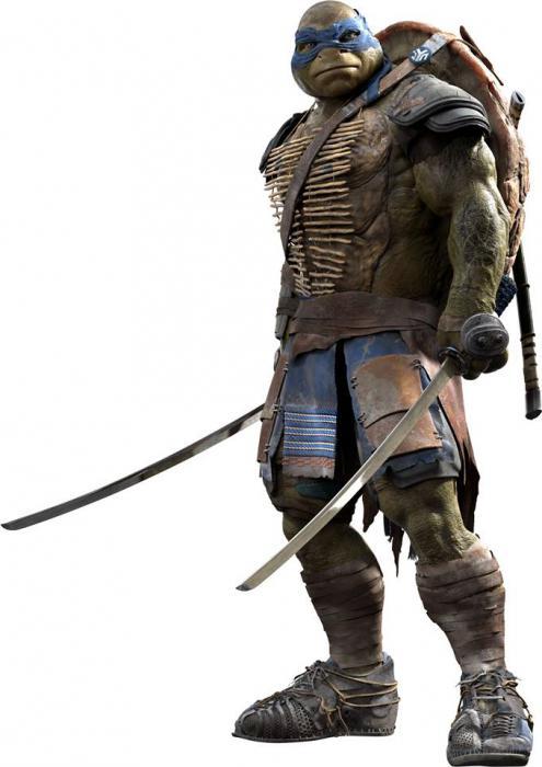 оружие черепашек ниндзя