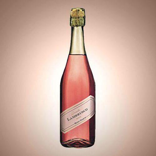 Итальянское игристое шампанское Ламбруско (Lambrusco): цены, отзывы