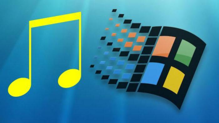 звуковые схемы для windows 7