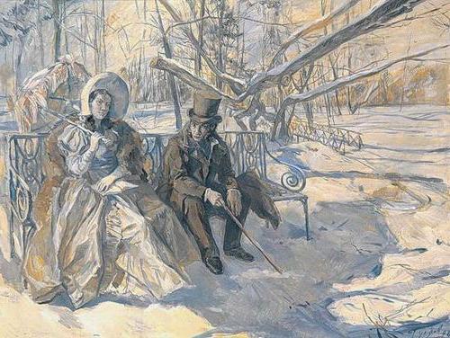 керн в жизни пушкина