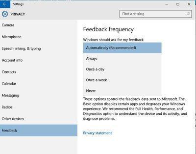Отключение слежки в Windows 10 - пошаговая инструкция