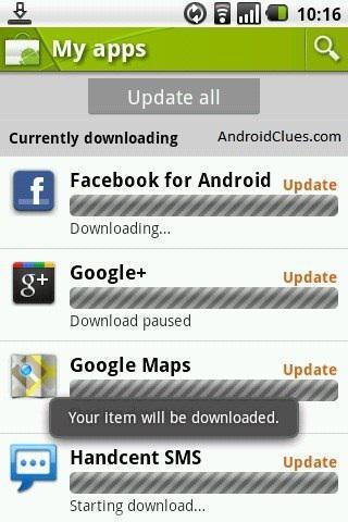 чтобы запустить приложение обновите сервисы google play