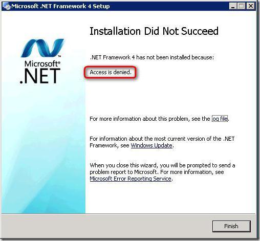 net framework обновить windows 7