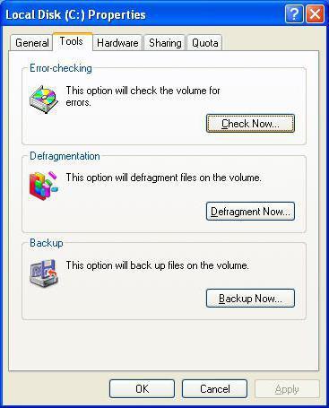 Как сделать проверку диска фото 247