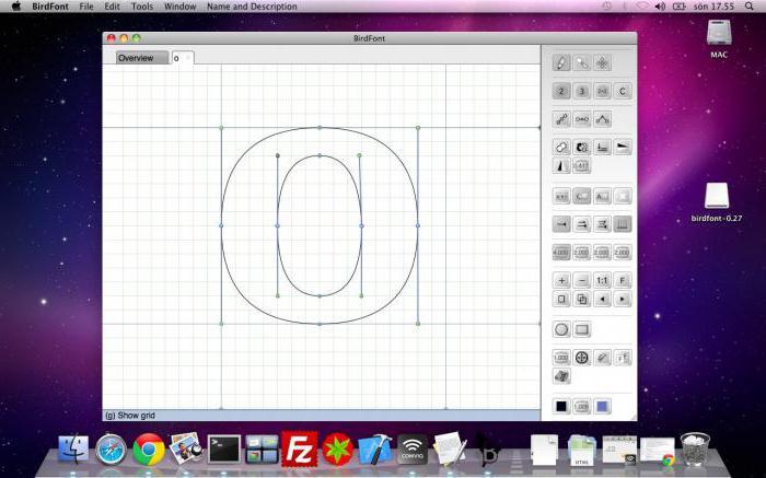 программа для создания собственного шрифта