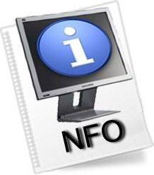 nfo файл чем открыть