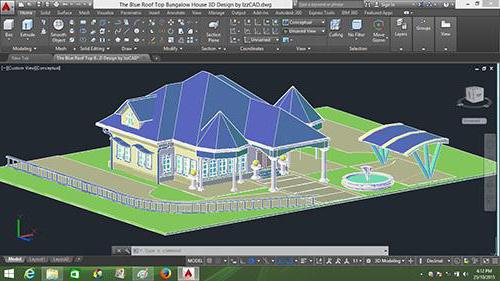 Roof drawing software