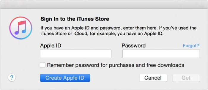 Как снять apple id