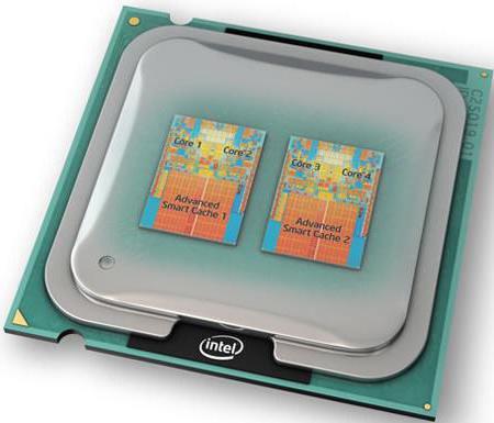 какой частоте работает процессор