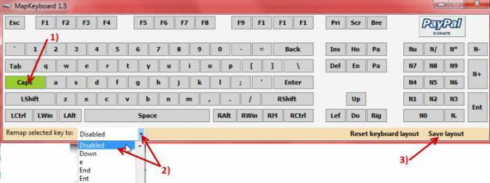 сочетание клавиш на клавиатуре windows