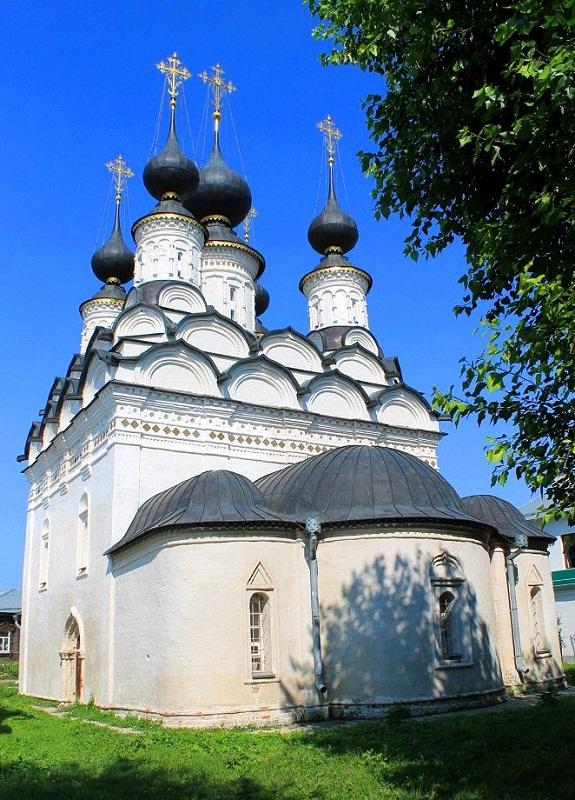 Lazarevskaya church