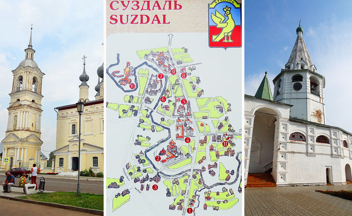 Churches of Suzdal