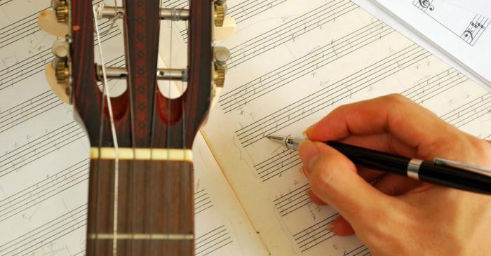 как солгать песню сверху гитаре
