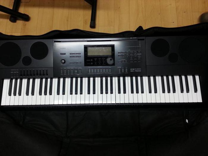 Стили Для Синтезатора Casio Скачать