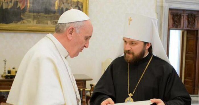 митрополит иларион алфеев фото