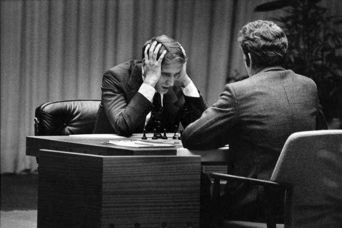 Борис Спасский: биография и достижения