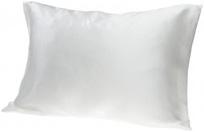 как стирать шелковую подушку