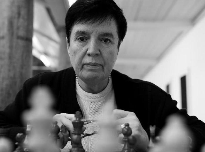 Нона Гаприндашвили: биография шахматистки