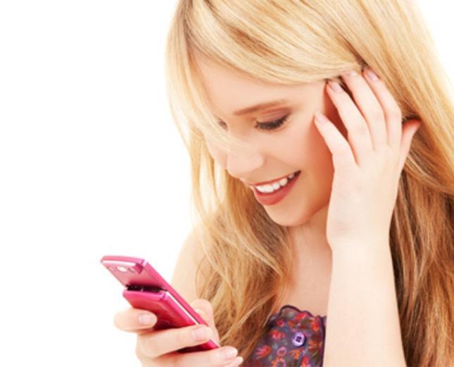 как написать смс в знакомствах