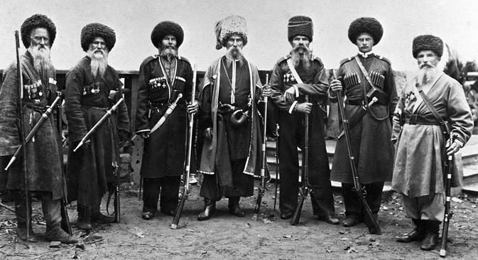 казаки кубани