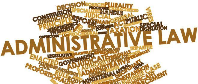административно правовые правоотношения