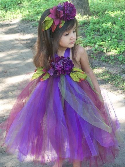 Шъем Пышное Платье Для Девочки 63