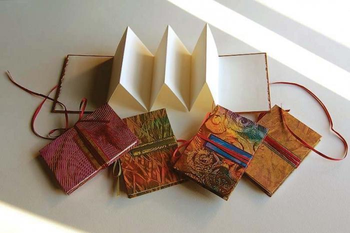 Изготовление книжки своими руками