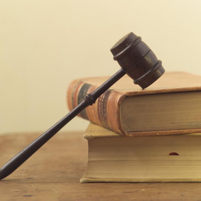 логическая структура нормы права