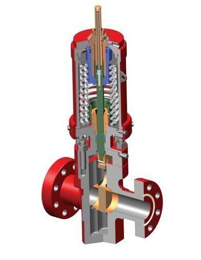 выбор предохранительного клапана для системы отопления