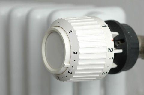 Терморегулятор на радиатор отопления