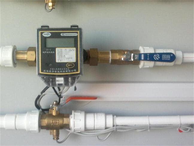 Тепловые счетчики на отопление