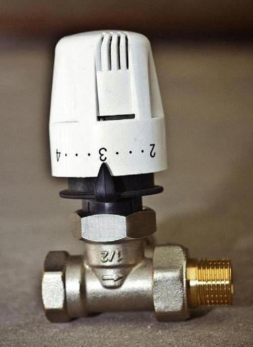 Регуляторы на радиаторы отопления