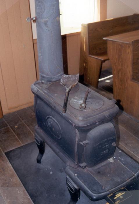 Печь дровяная для отопления