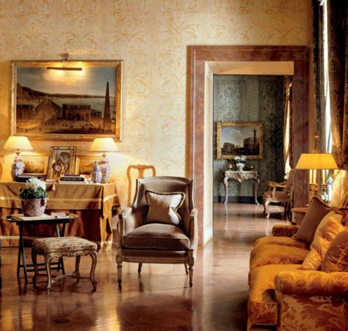 интерьер красивых квартир