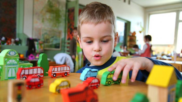 детский сад комбинированного вида что это