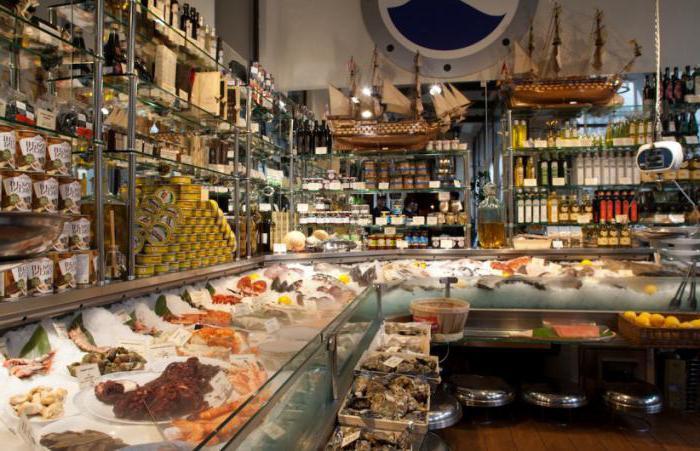 Лучшие рыбные рестораны Москвы