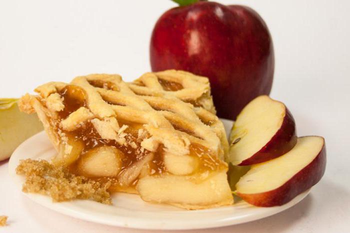 рецепт пирога из творога с яблоками в духовке